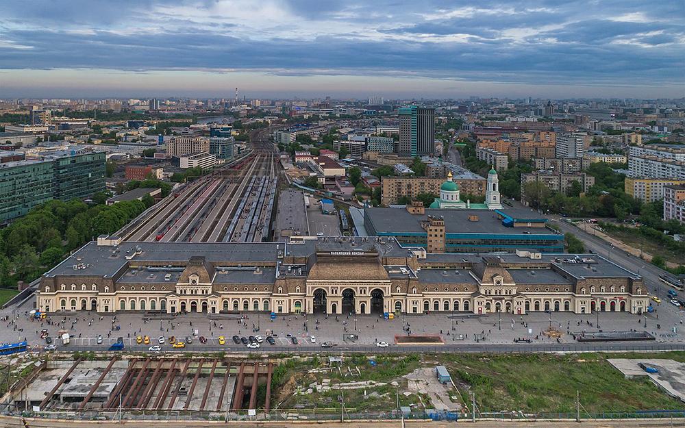 Павелецкий вокзал