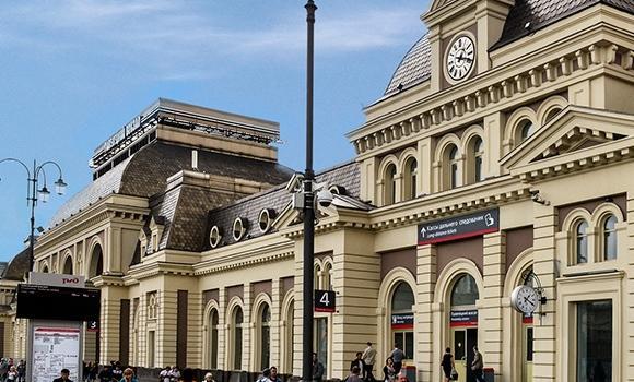 ЖД Вокзал Павелецкий вокзал